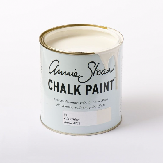 Old White - Annie Sloan Chalk Paint